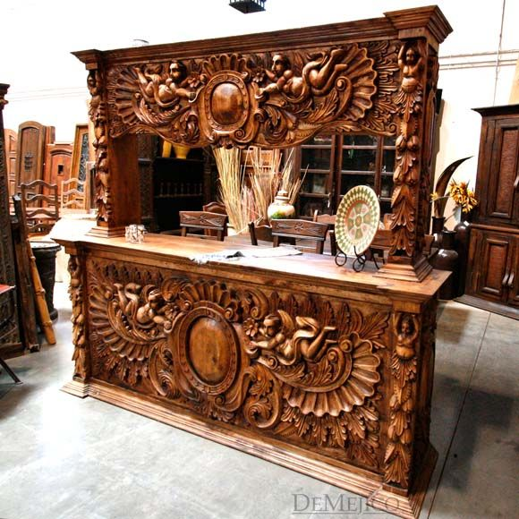 Rustic Bar Furniture, Old World Style Furniture, Rustic Bars