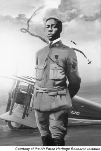 O To Ww Bing Comsquare Root 123: First Black Fighter Pilot. Eugene Bullard. Fight On Pilot