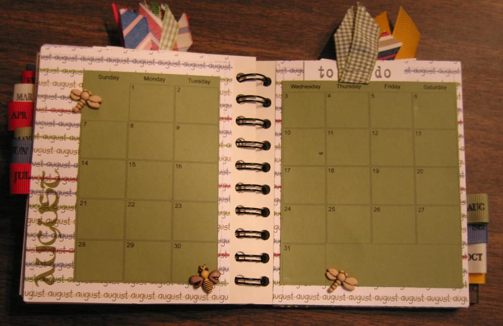 Scrapbooking Planner Ideas and Examples