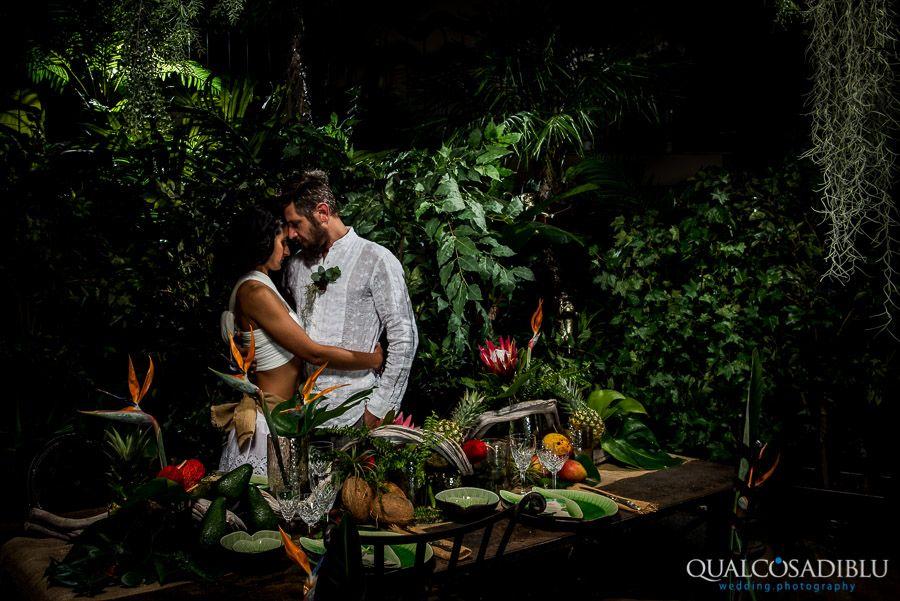 Jungle Wedding Inspiration Stylized Shooting Decor Wedding Love