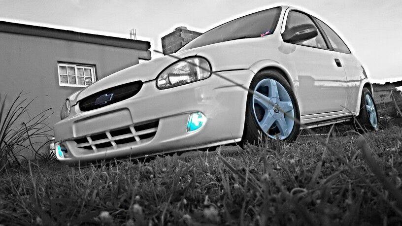 Corsa Al Piso Corsitas Opel Corsa Chevy Y Cars