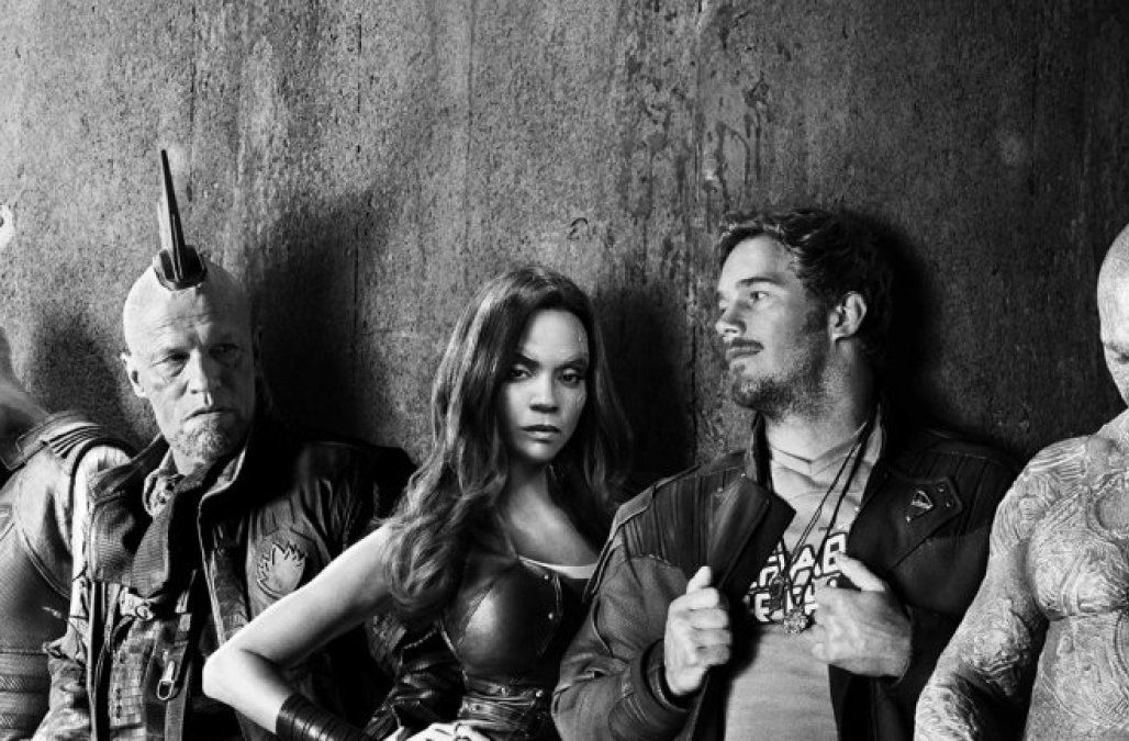 First 'Guardians of the Galaxy Vol. 2' poster shows the gang back together