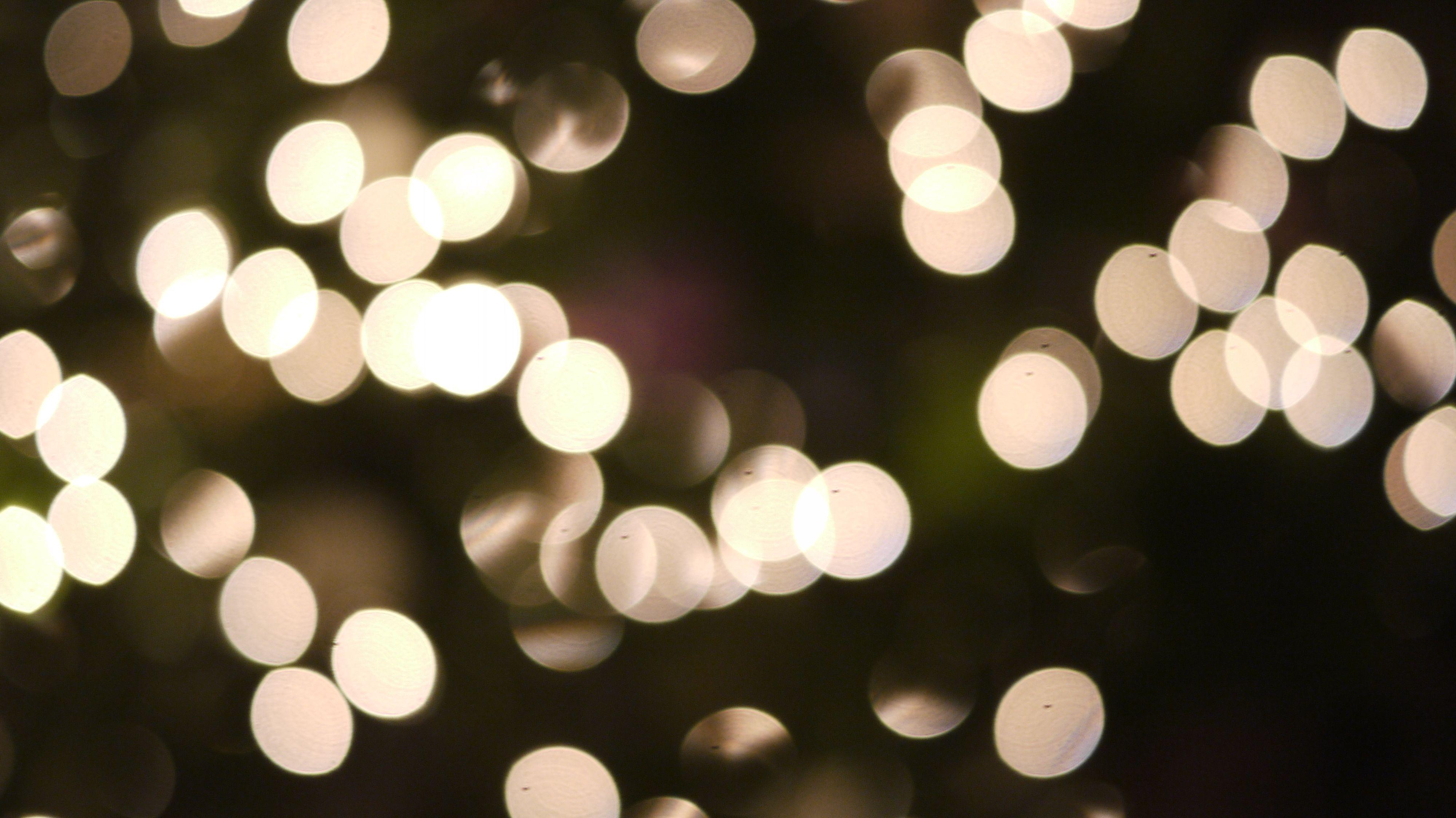 Blurry White Lights Lights Pinterest
