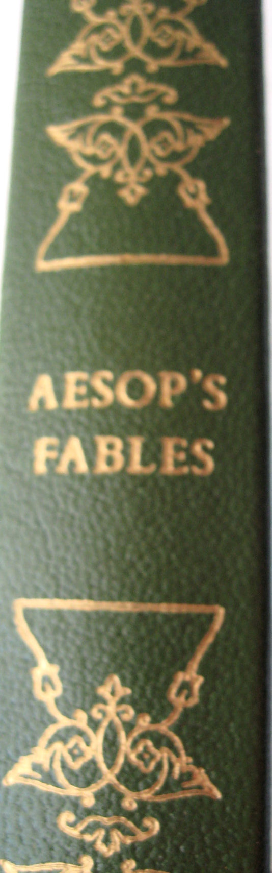 AESOP'S FABLES Franklin Library 1982 Translation by by ClosetFull, $37.50