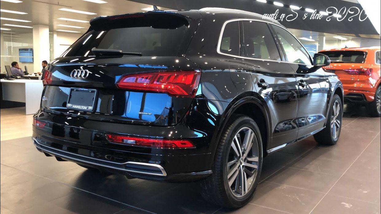 Audi Q5 S Line 2020 Performance In 2020 Audi Audi Q5 New Engine