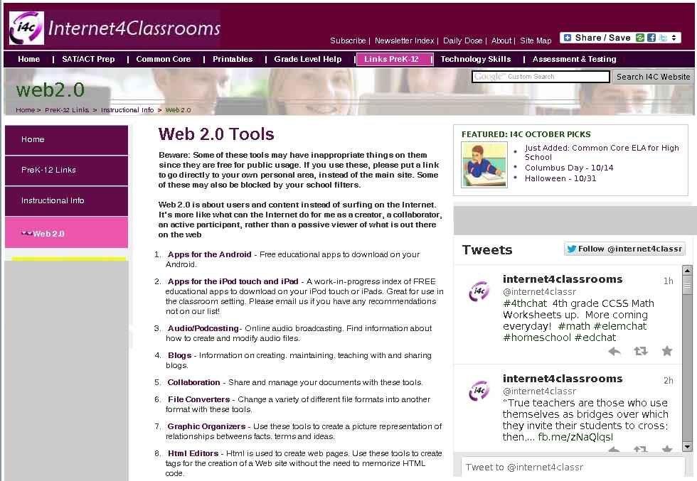 web2 be a creator a collaborator an active participant graphic