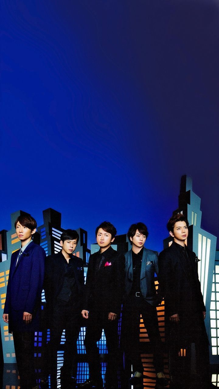 嵐 17 無料高画質iphone壁紙 Jpop You Are My Soul Storm