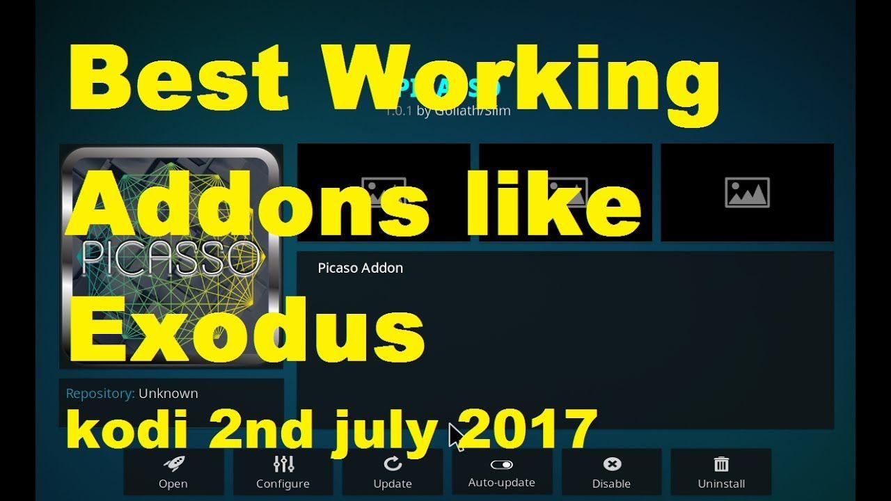 kodi repository exodus 2017