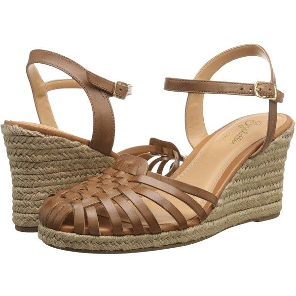Seychelles Aspiration Women's Wedge Shoes (€84) ❤ liked on Polyvore  featuring shoes,