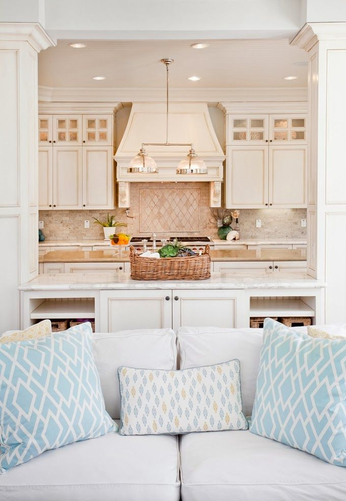 Turquoise Barbie House: Interiors And Exteriors
