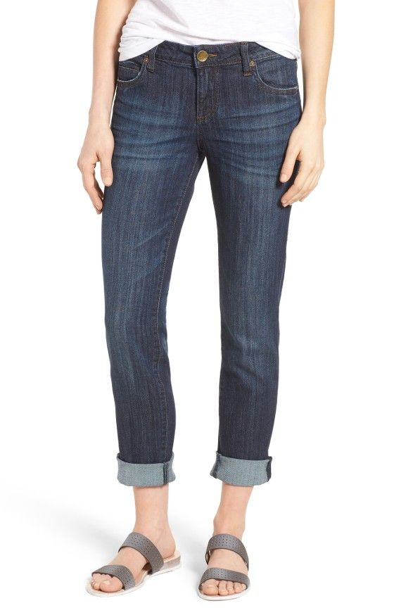 Nordstrom kut from the cloth boyfriend jeans (enticement)