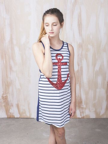 Anchor Girls Dress