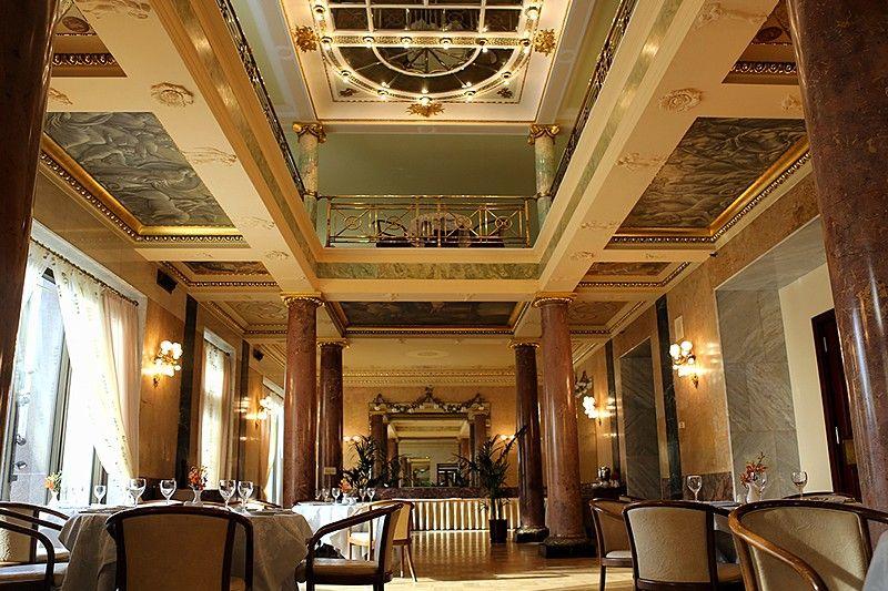 restaurant savva hotel metropol moscow russia moscow