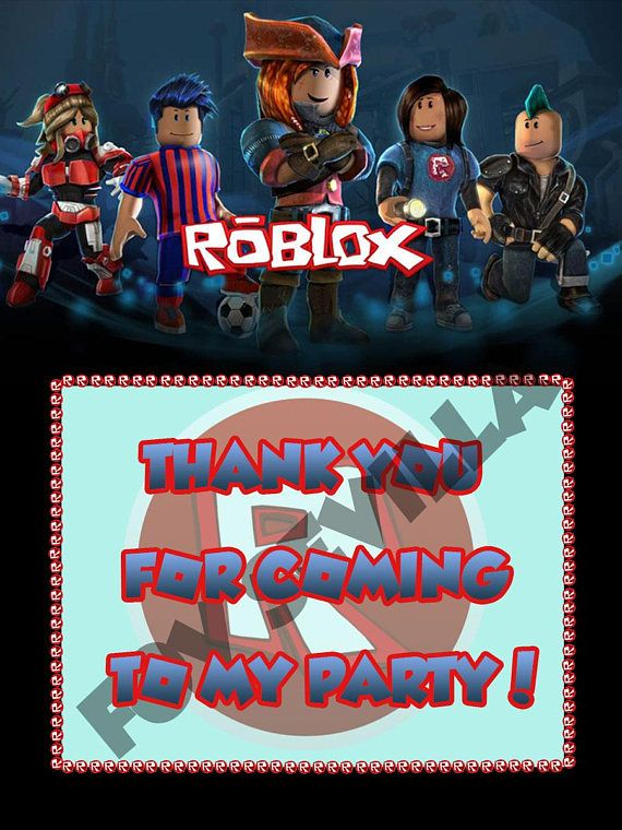 robloxroblox fill in the blank roblox thank you cardroblox ...