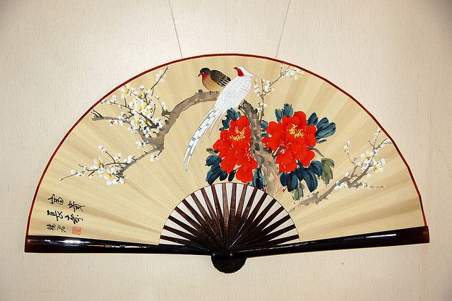 Japanese Hand Fan | Hand fans, Fans and Japanese