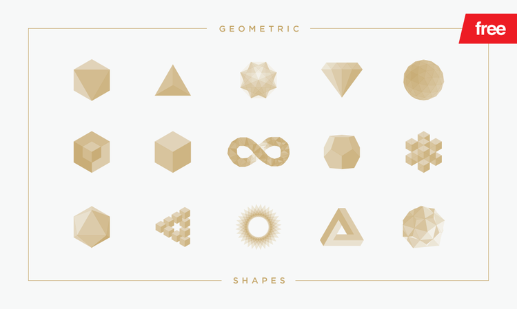 Download Hundreds Of Vectors For Free With This Handy Tool Vector Shapes Vector Free Creative Bloq