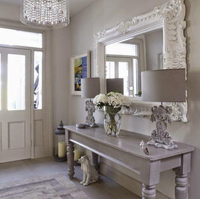 Mueble moderno pintado a la tiza buscar con google for Muebles pintados a la tiza