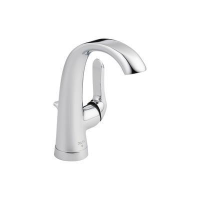 Delta Soline Single Handle Lavatory Faucet Chrome 15714lf Home Depot Canada Delta Faucets Lavatory Faucet Single Handle Bathroom Faucet
