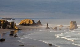 Coquille Point // Travel OR - Hiking Tour of the Oregon Coast