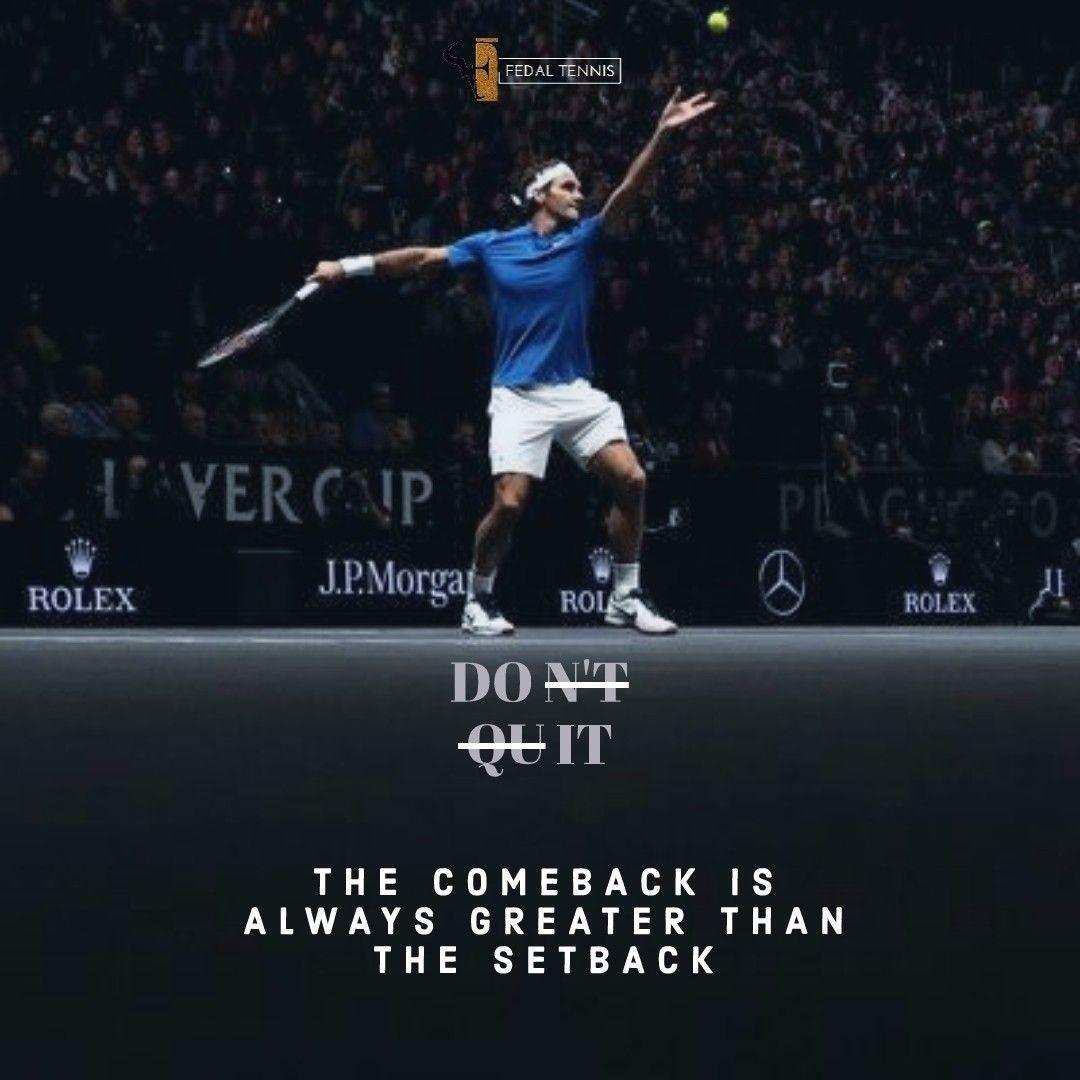 Roger Federer Greatest Of All Time Inspirational Tennis Quotes Tennis Quotes Roger Federer Quotes
