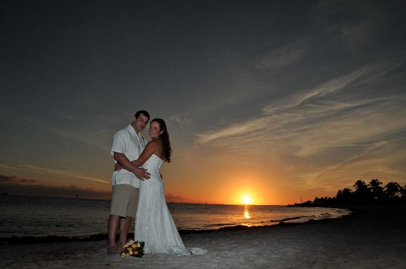 Wedding To Go Key West Florida Keys Packages Weddings On The Beach