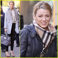 Image result for celebrity scarf outfits