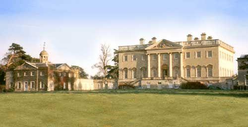 Picture Of Kirtlington Park Oxfordshire