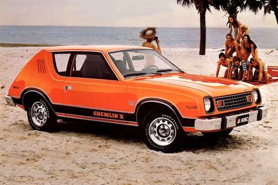 100 Ugliest Cars Of All Time Amc Gremlin Gremlin Car Car