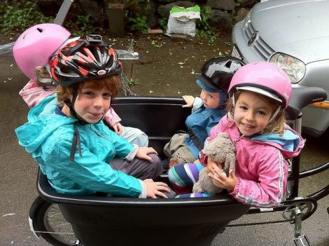 Inspiration for biking when Baby's a little older!