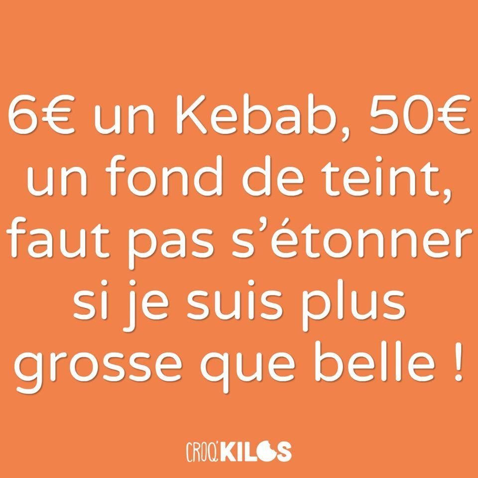 6 01 Kebab 50 En Fond De Teint Faut Pas S Etonner Si Je Suis