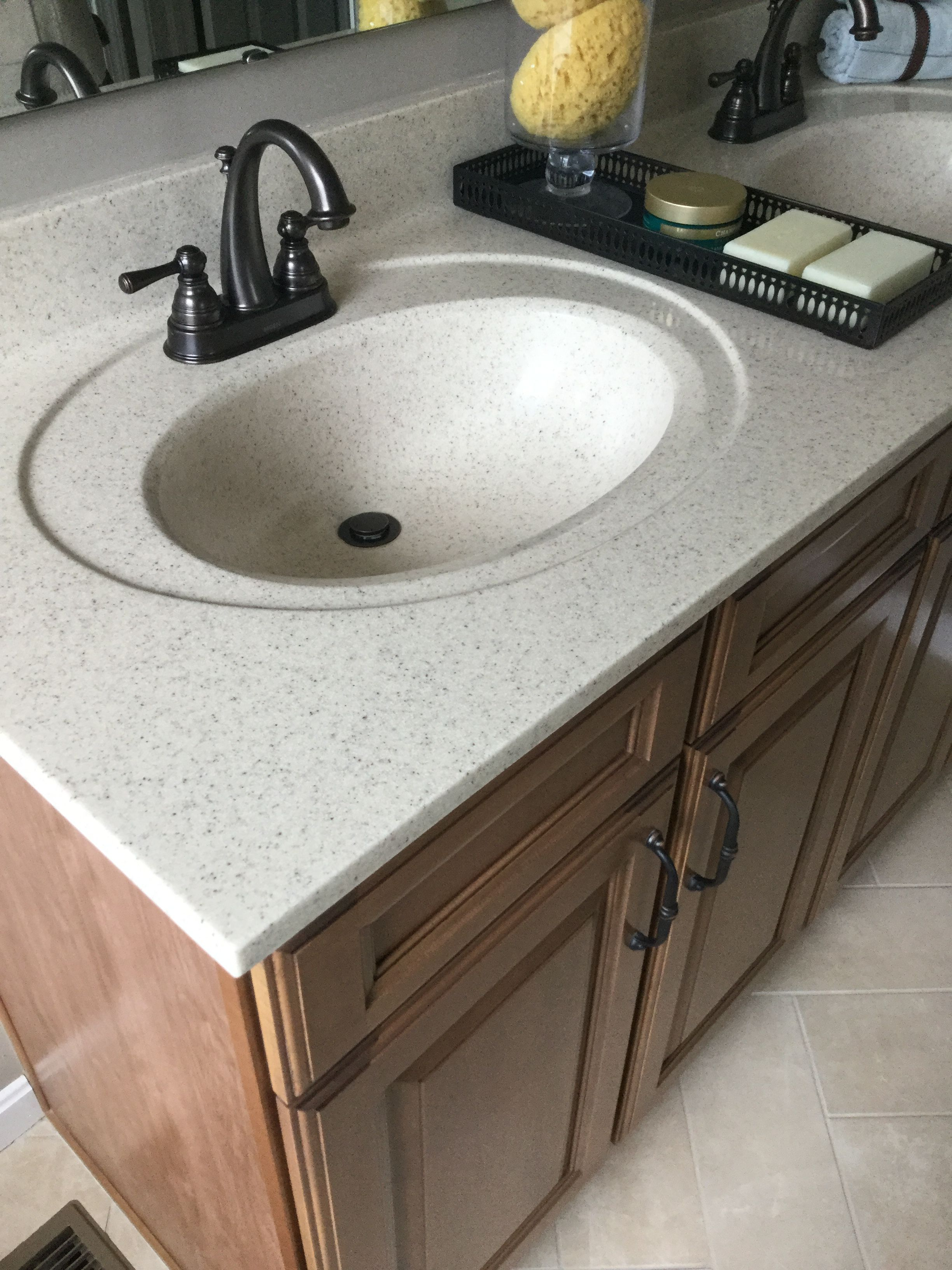 521 Culture Marble Upgrade Counter Top Bath Sink