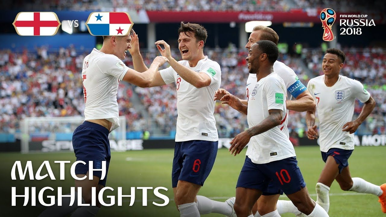 England V Panama 2018 Fifa World Cup Russia Match 30