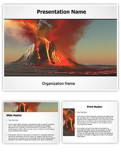 Make great looking powerpoint presentation with our volcano free make great looking powerpoint presentation with our volcano free powerpoint template download volcano free editable powerpoint template now as you can use toneelgroepblik Image collections
