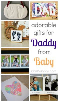 Adorable Gifts For Dad From Baby Cando Kiddo Birthday Presents For Dad Baby Gifts For Dad Baby Christmas Gifts
