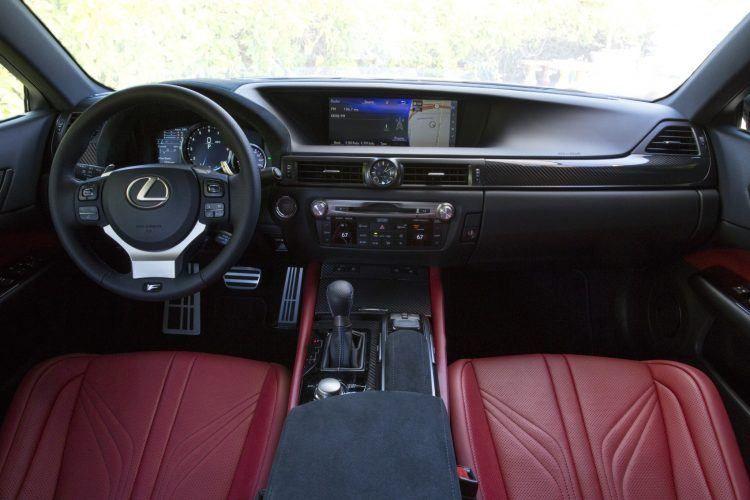 2019 Lexus Gs F Review The Lion Of The Lexus Den Lexus Interior Lexus Fuel Mileage