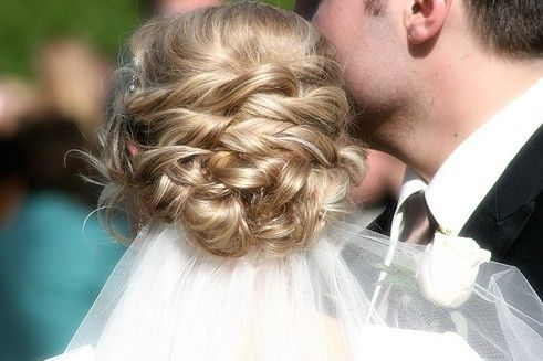 Cool 1000 Images About Wedding Hair On Pinterest Short Hairstyles Gunalazisus