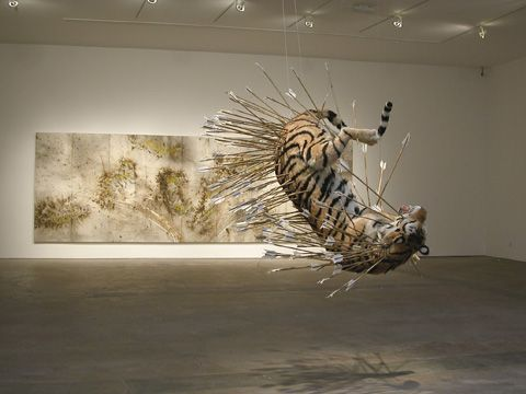 Cai Guo-Qiang   Installation art, Artist, Art