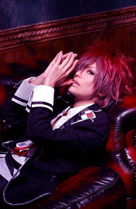 Diabolik Lover Ayato cosplay - very good! Description from pinterest.com. I searched for this on bing.com/images