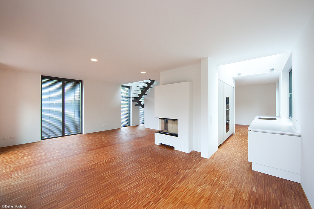 industrieparkett modern ohne fu leisten verlegt boden pinterest fu leisten purismus und. Black Bedroom Furniture Sets. Home Design Ideas