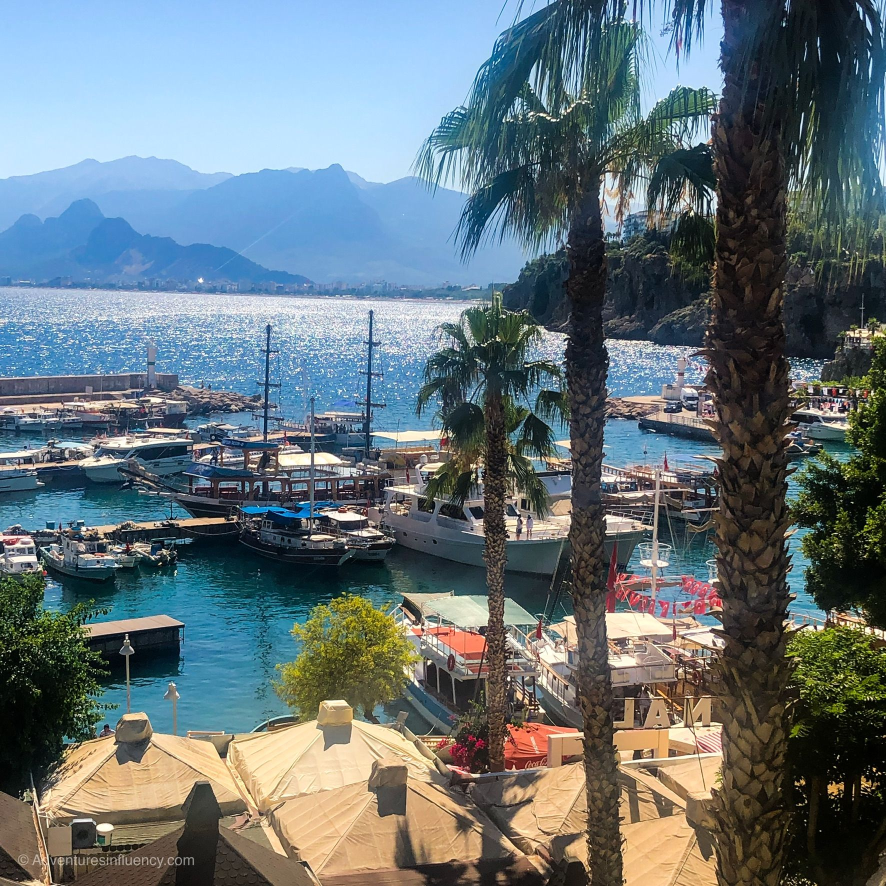 Antalya Is Cok Guzel Very Beautiful Antalya Beautiful Places To Travel Cool Places To Visit
