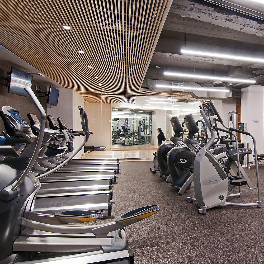 45 Wall Street Tf Cornerstone Multifamily Housing Fitness Center Design Luxury Rentals