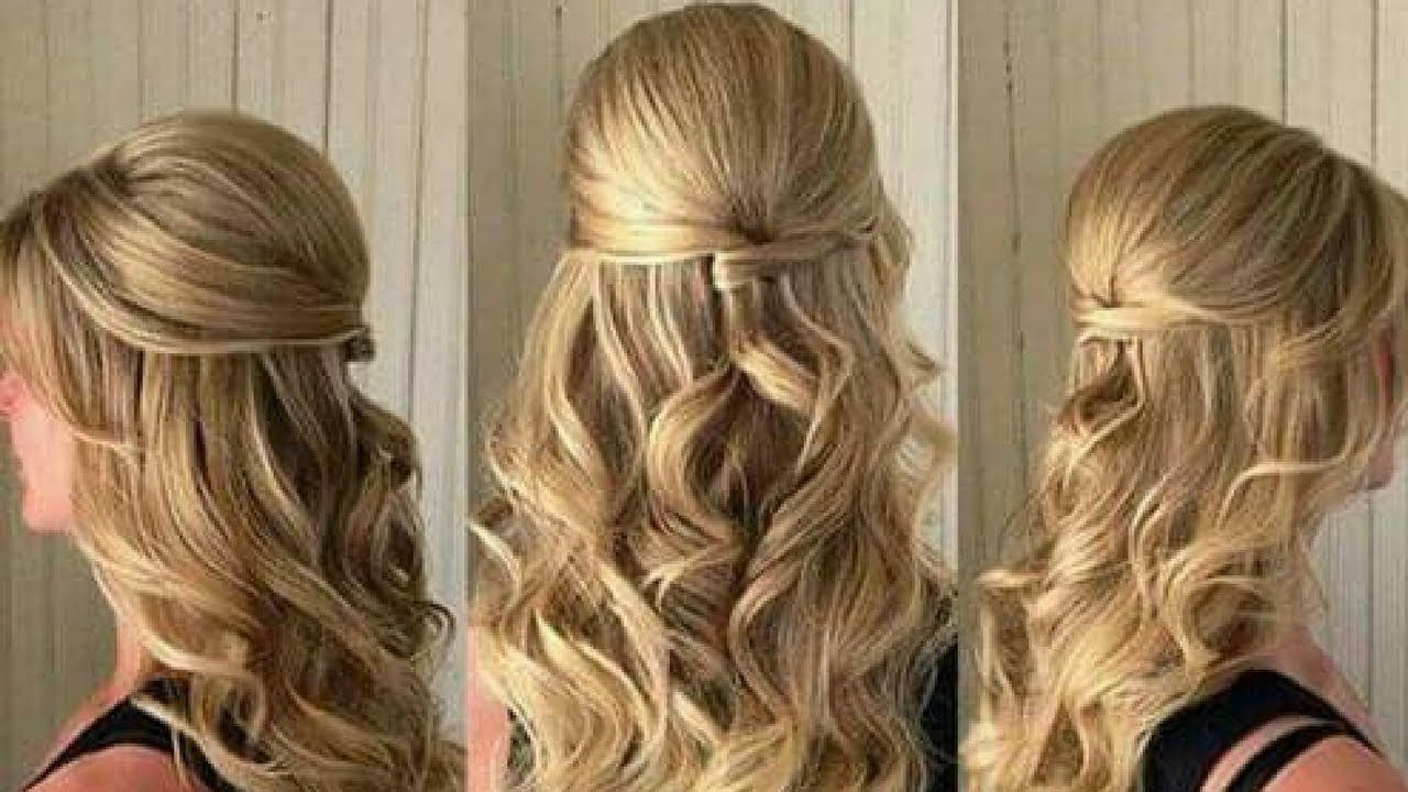 Easy Hairstyles For Girls Very Easy Hairstyles For Beginners 😍😍 Cute Girls Hairstyles