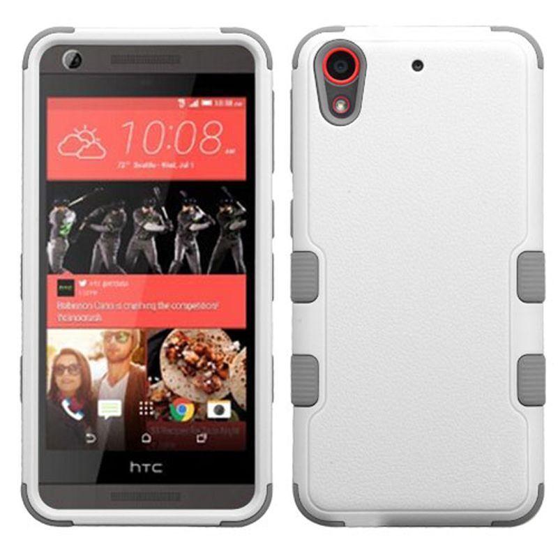 Insten Tuff Hard PC/ Silicone Dual Layer Hybrid Rubberized Matte Case Cover For HTC Desire 626/ 626s