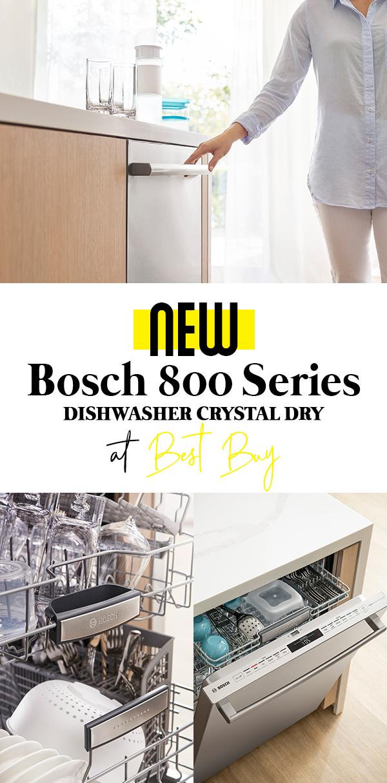 Bosch Dishwasher Review 100 Vs 300 Vs 500 Vs 800 Series Best Of 2020 Bosch Dishwashers Dishwasher Reviews Best Dishwasher