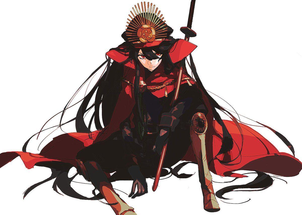 Nobunaga Fate Anime military, Fate anime series, Fate
