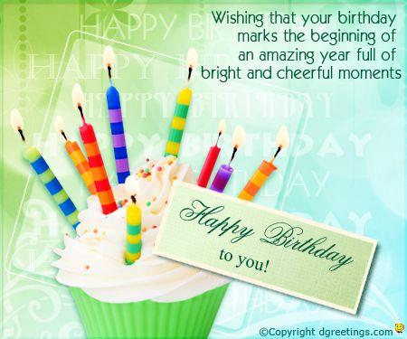 ┌iiiii┐                                                              Wishing your Birthday