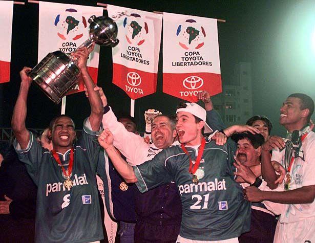 Libertadores 1999 Palmeiras Na Libertadores Palmeiras Sportv