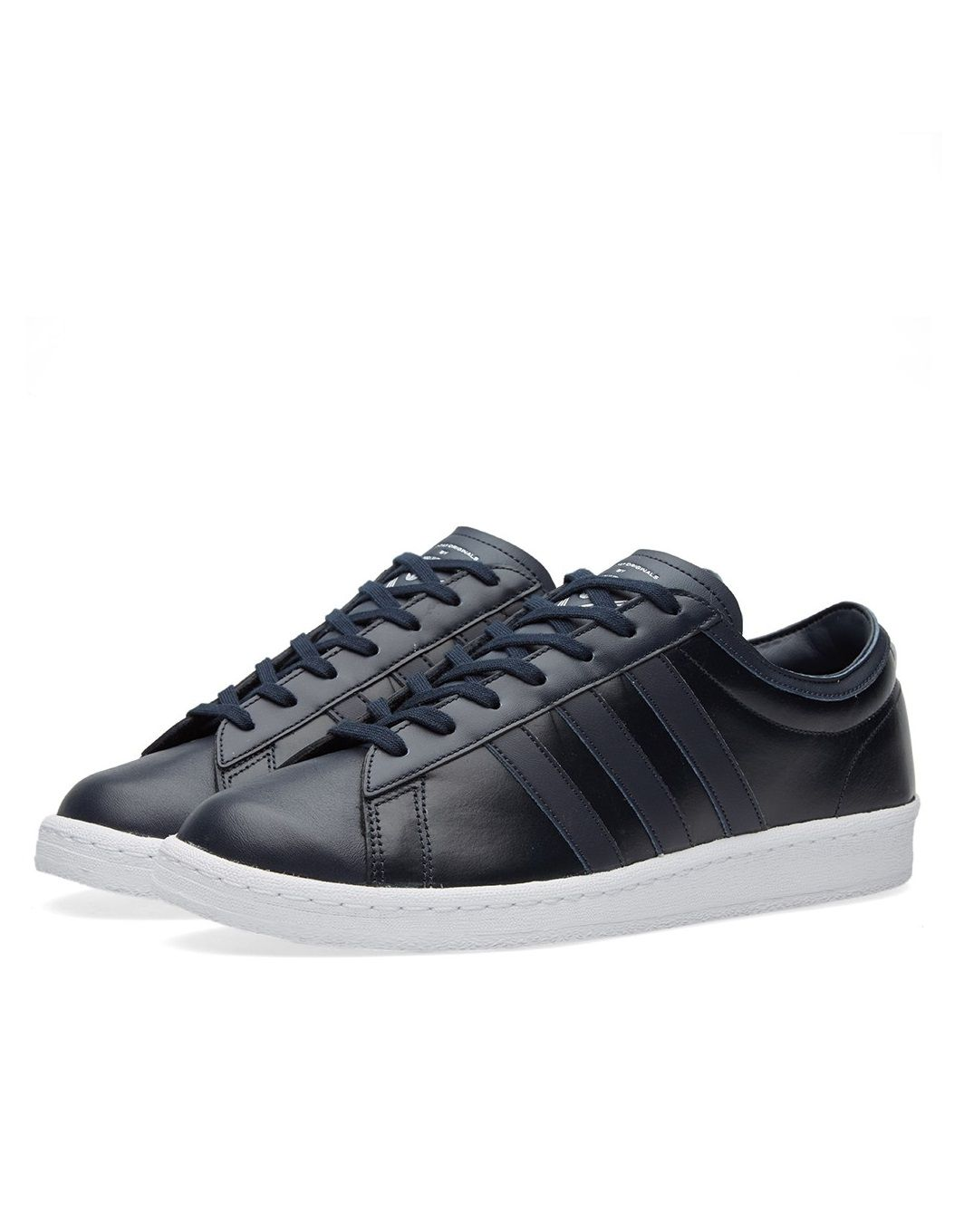 Weiß Mountaineering x  adidas Originals Supergrip  Navy   x Sneakers ... 51c05c