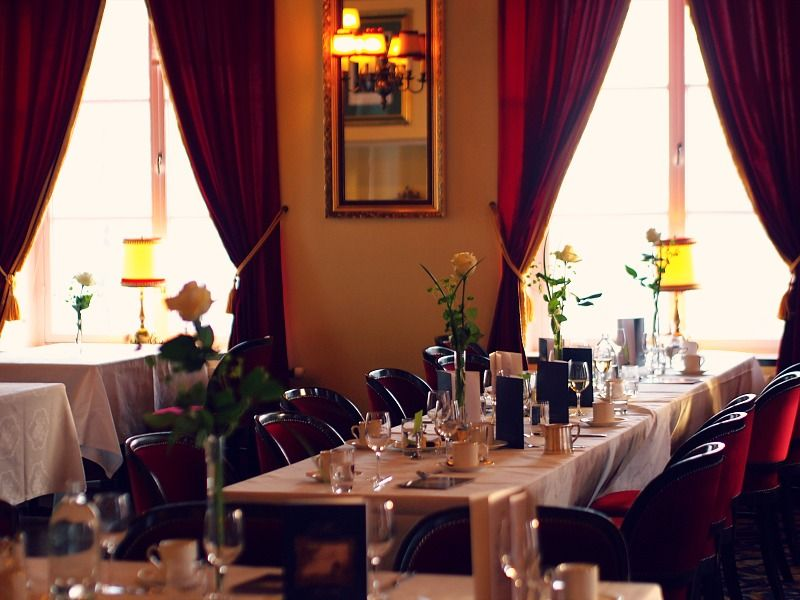 Haikon Kartano hotel restaurant in Porvoo Finland