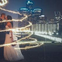 #Detroit Sparkler and all our photos - taken by @Red Cole Photo